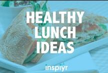 Healthy Lunch Ideas / Healthy lunch ideas and brunch recipes for you to enjoy.