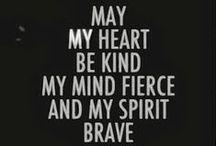 quotes I follow.