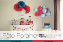 |SHOOT]   Fête foraine / Carnival birthday inspiration - Inspiration fête foraine