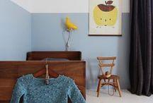 ENFANT / Des décorations mignonnes, originales, pratiques et ludiques.   Children, child, room, bed, chambre , lit, playroom, salle de jeux,