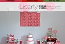 |SHOOT]   Sweet table Liberty / Liberty Sweets Table inspiration - Inspiration Sweet Table Liberty