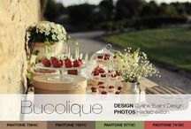|SHOOT]   Bucolique / Bucolic inspiration - Inspiration de mariage bucolique