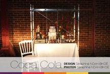 |SHOOT]   Coca-Cola / Coca-Cola Industrial Wedding - Inspiration de mariage Coca-Cola dans un esprit industriel