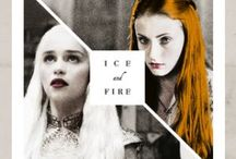 Game Of Thrones / A Song Of Ice And Fire / by Emily Bolton