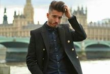 Street Style / A collection of great #streetstyle looks according to #louisraphael.