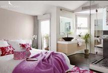 Dormitorios / Bedrooms / Decoración de dormitorios