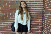 Style Guru Columns (Fall 2014) / Photos from my Fall 2014 Style Guru internship with @CFashionista!  / by Victoria Messina
