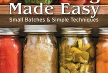 Canning and Food Preservation / All things about Food preservation, including  canning, pickling, dehydrating, drying, freezing, curing and smoking - Products and Methods.  As well as how and where to store it all. (All actual recipes, such as Jams, Jellies, Pickles, etc..., have been moved to their own boards)