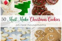 Christmas & New Year's Recipes & Fun / Holiday recipes and gifts from the kitchen. (Soon to add Menus and Party Planning)