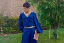 B58788 & 4807 with panel! Adding Royal Blue Jumper to my Fall pieces! / More jumpsuits for fall!