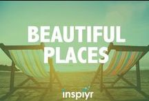 Beautiful Places / How about a nice, calming space to get you in the right mindset? These zen, beautiful places are at the top of our list!
