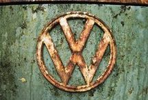 VW: Peace, Love, & Bugs / by Mark McGuire