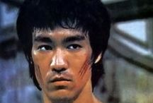 People: BRUCE LEE -- Man, Myth, & Legend / by Mark McGuire
