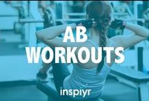 Ab Workouts / Achieve those flat abs with these challenging ab workouts!