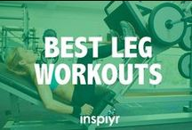 Best Leg Workouts / Kick those legs into gear with these exercises that are sure to tone and shape your legs!