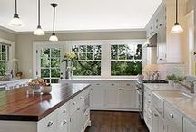 Kitchens / Places / spaces you love