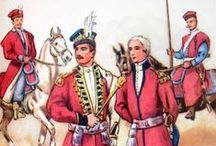 Polish Army in the 2nd half of the eighteenth century.