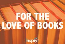 For The Love Of Books /  If you love to read or are looking for inspiration in fitness, nutrition, health, or personal growth, we have the books for you. Here are some of our favorite books to get you fired up, motivated, healthy and happy!