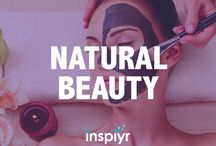Natural Beauty / Beauty can be found on the inside but keeping your body beautiful and healthy is important too! Here is some inspiration to find beauty remedies to keep your body healthy and happy!