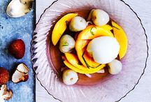 Fruit based deserts / Fresh or cooked & just beautiful to eat