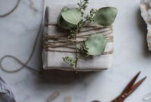The Art of gift wrap / Gift decoration ideas for all occasions