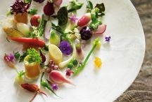 Art on a Plate! / Design, Colour, Texture, Flavor, Creativity, Passion & Food