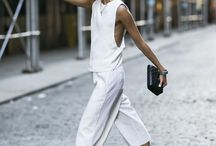The word on the STREET!! / Fashion who's who to casual chic