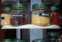 Seasonings, Herbs, Spices and Dry Rubs