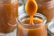 Syrups, Sweet Sauces & Curds