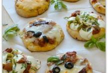 Pizza !!! It's not just Italian :-D