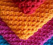 Crafting - Knit, Crochet & Tat