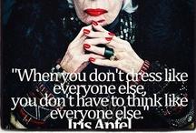 Wise words / by Moon Van Dam