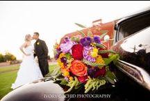Bridal & Bridesmaid's Bouquets