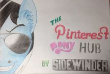 "The Pinterest Pony Hub / 1) G4 MLP. 2) No r34 or anything blatantly suggestive. 3) No grimdark. 4) No spam. 5) !!Spoilers must be at least clearly labeled (i.e. ""SPOILERS""), and no spoilerish image or words (such as ""Alicorn Twilight"") may be shown up front.!! Breaking 2-5 will result in removal. Want an invite? Follow my PiM App board, ask politely and tag ""@Sidewinder4t2"", or contact a member here. Members, feel free to contact me on twitter or steam if you see something wrong. -Sidewinder"