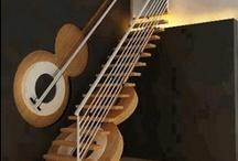 ESCALERAS ORIGINALES / Seleccion de escaleras que destacan por su diseño y creatividad