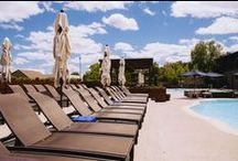 Poolside After Five / Soak up the sun during the day, and unwind after 5 with a hand-crafted cocktail, exclusive menu, and amazing atmosphere at Kansas City's best outdoor venue.