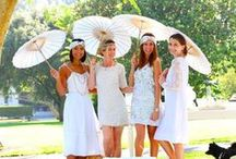 Woodside White Party / Pique-nique en Blanc: A Picnic in White. Celebrate the summer season with a delicious French-inspired meal and entertainment by Quixotic. Wear your white in your own style: elegant, glamorous, sophisticated, or chic. No blue jeans, please. #WoodsideEnBlanc