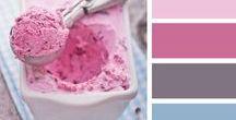 Paletas de color / Bonitas paletas de color que sirven de inspiración