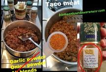 CONDIMENT/SPICE BLENDS. Recipes - PALEO, PRIMAL, SCD OR GAPS / Repository for PubMeds on Spices- health.  Also recipes for CONDIMENTS & SPICE BLENDS.
