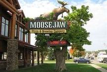 Pins from Our Moosejaw Fans! / Repinned for you...our fans! #Wisconsin   #DellsMoosejaw  #Beer   #Moosejaw Pizza   #Wisconsin Dells  #DellsBrewing