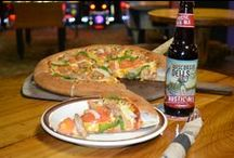 Food at Moosejaw / Pictures of food from Moosejaw Pizza & Dells Brewing Co.