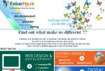 faberhost / Web Design and Develompent | Hosting Service Provider | Digital Marketing Agency |