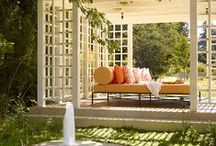 Home, Sweet Home and Magical Patio / Let's enhance the greater kitchen doors. Here are tips, ideas, and general inspiration to enhance your patio.  / by The Brinkmann Corporation