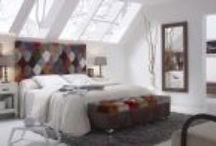 CABECEROS TAPIZADOS / Ideas para la decoracion de los dormitorios con cabeceros tapizados