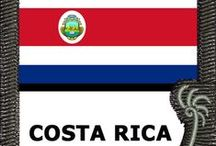 Costa Rica - Places to See, Recipes + Things to Do! / This board celebrates COSTA RICA and includes our #indeegear sleeve with the country flag for your #luggage while traveling or for use on other #bags and #backpack.  This board also includes #recipes #travel tips #destinations #photos #gift #ideas and #quotes -- #funny and #inspirational! Enjoy!