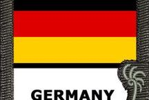 Germany - Places to See, Recipes + Things to Do! / This board celebrates GERMANY and includes our #indeegear sleeve with the country flag for your #luggage while traveling or for use on other #bags and #backpack.  This board also includes #recipes #travel tips #destinations #photos #gift #ideas and #quotes -- #funny and #inspirational! Enjoy!