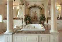 Billionaire Bathrooms⚜ / Beautiful and Luxurious Bathrooms and Spas from all over the world.