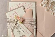 You are cordially invited! / Inspiration for invitations