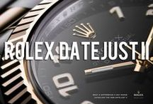 Rolex DateJust II / A curated collection of Rolex Date-Just II.