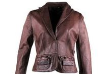 Womenswear by Blur Leather / View our selection of women's leather jackets